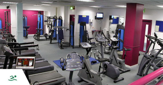 leisure facility cleaning services