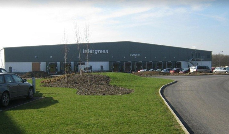High Level Cleaning for Intergreen UK Ltd, Newport, East Yorkshire